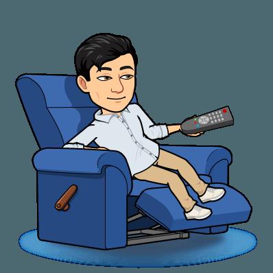 lazy TV waste time