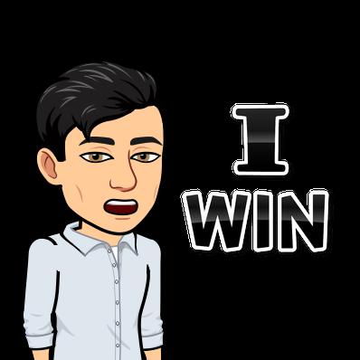 Adamant about winning