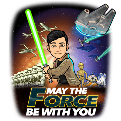 you need the force to be with your business
