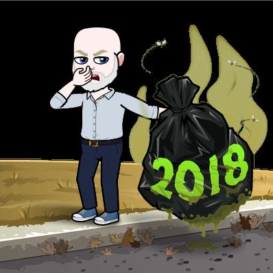 bye 2018